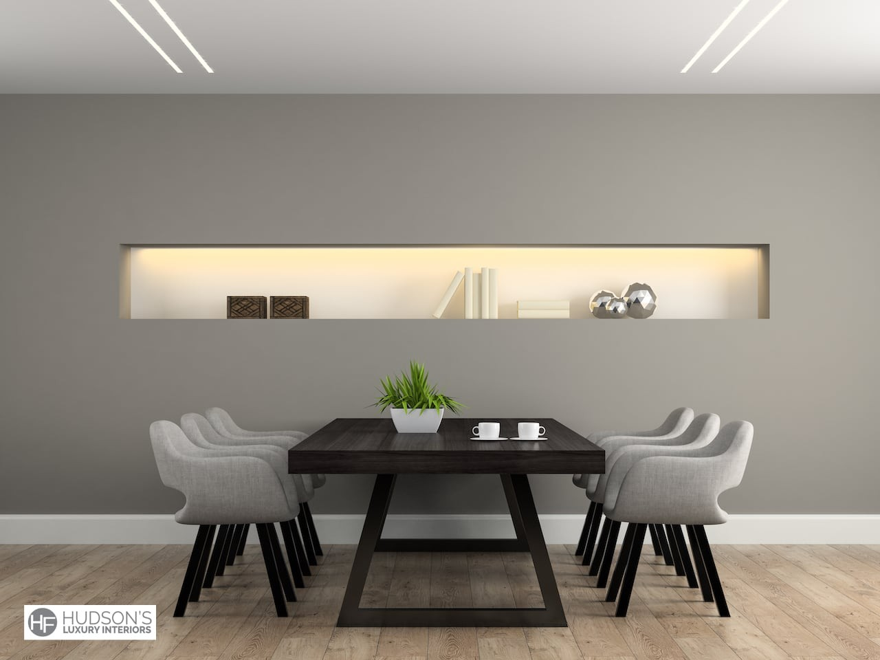 7 Key Features Of A Minimalist Dining Room Hudson S Luxury Interiors